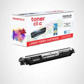 toner alternativo hp 126a (ce310a)