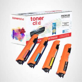 toner alternativo hp 126a pack